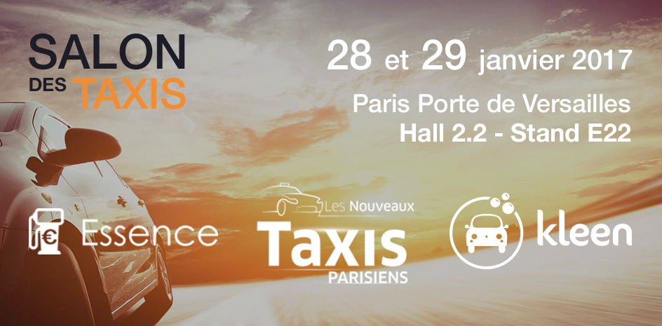 Essence au Salon des Taxis 2017 Paris