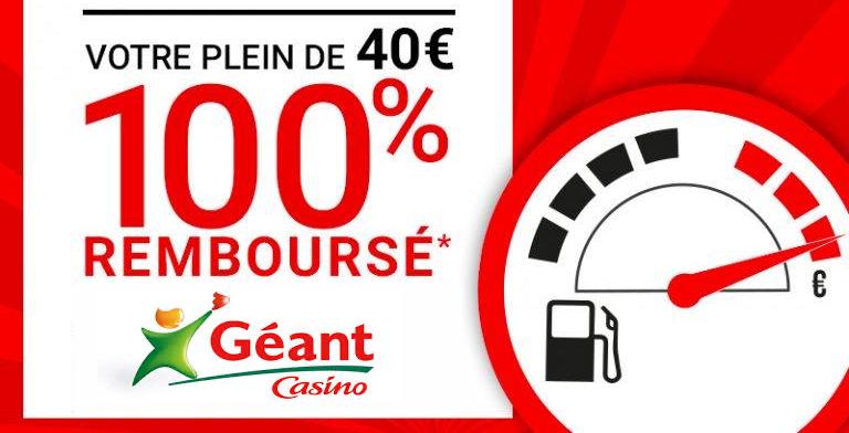 arburant prix coûtant : 3e opération en 1 mois chez Casino !