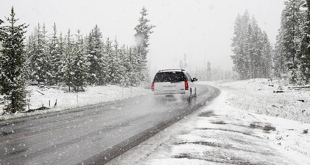Protéger sa voiture en hiver
