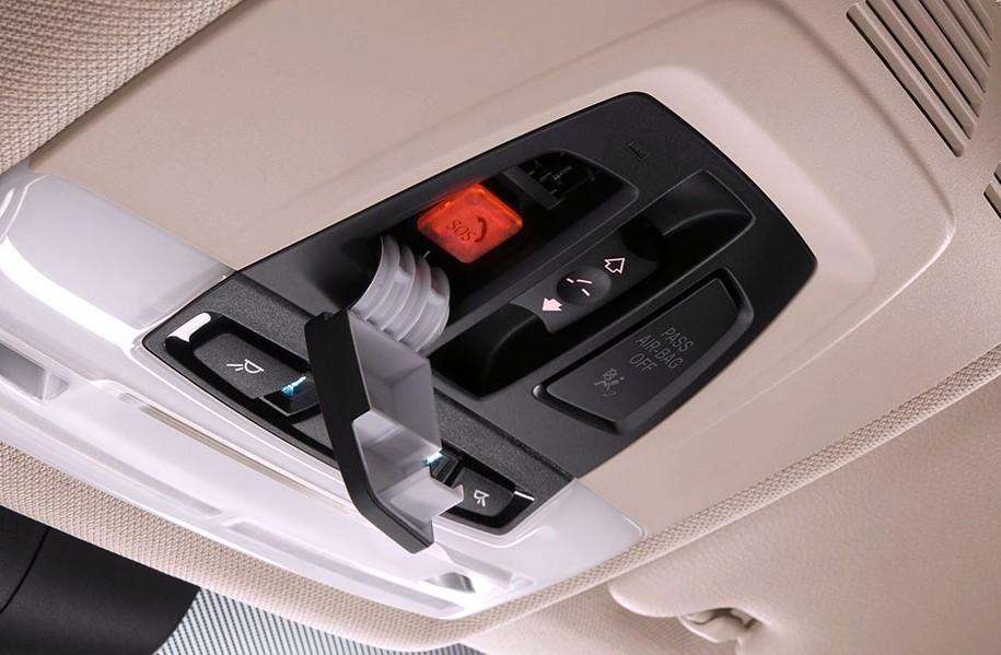 eCall, le bouton d'appel d'urgence intégré aux nouveaux véhicules