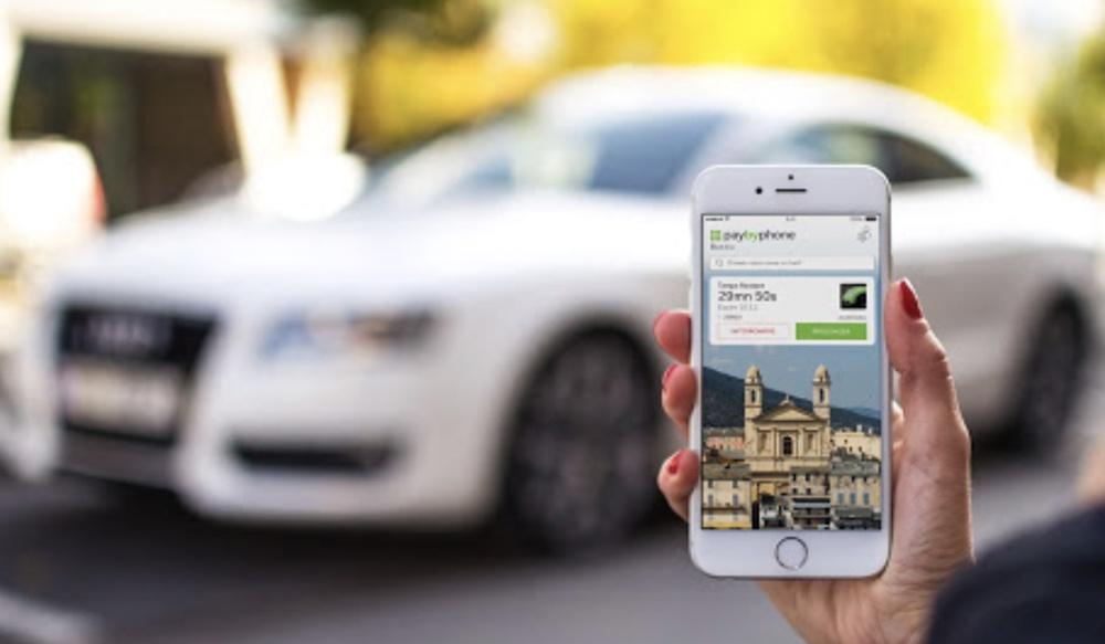 Zoom sur PayByphone : l'horodateur 2.0