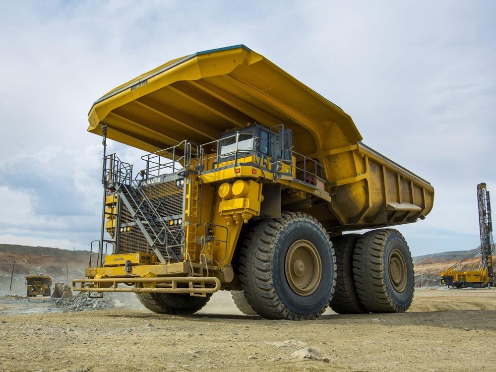 290 tonnes, c'est le poids du véhicule écologique le plus lourd