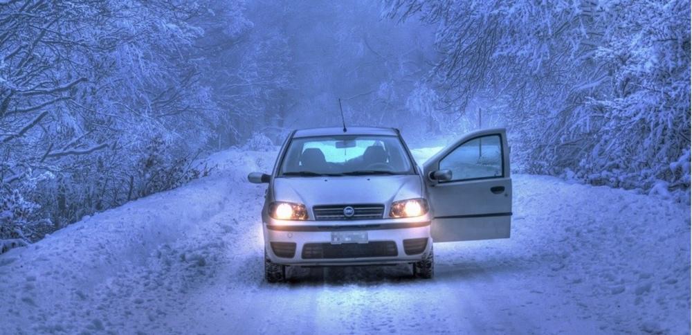 Préparez votre voiture pour la montagne