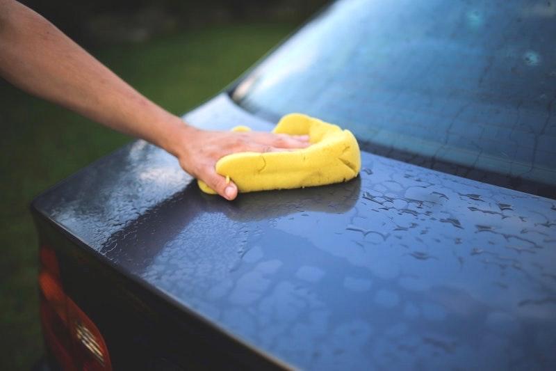 Nettoyage de printemps : bichonnez votre voiture
