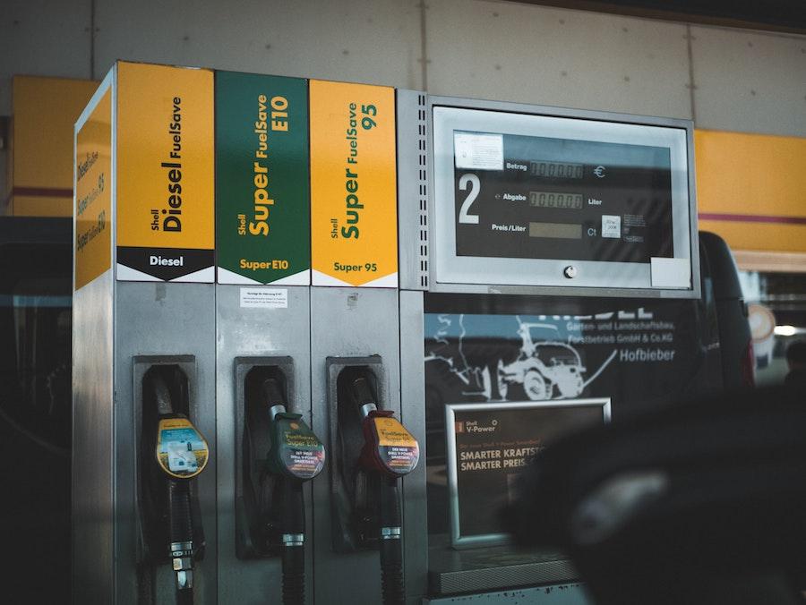 Augmentation prix carburant à la pompe