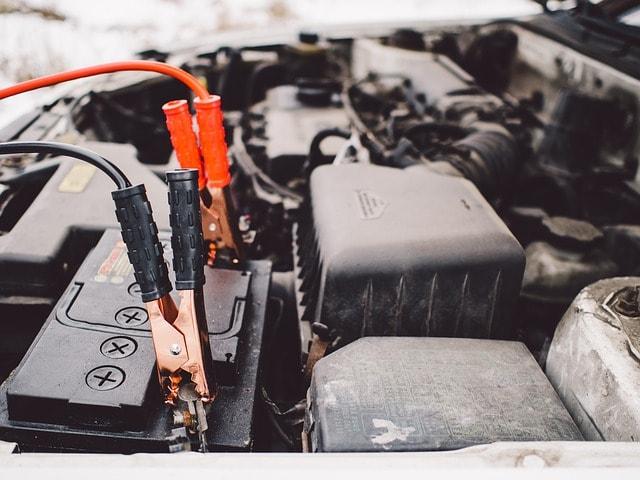 Câbles de démarrage pour batterie de voiture