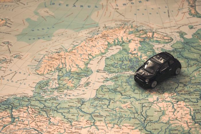 Quelles sont les règles de circulation à l'étranger ?