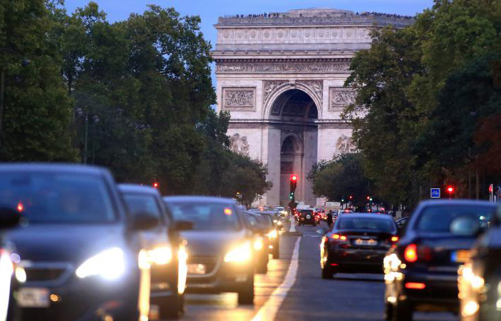 Nouvelles restrictions de circulation à Paris